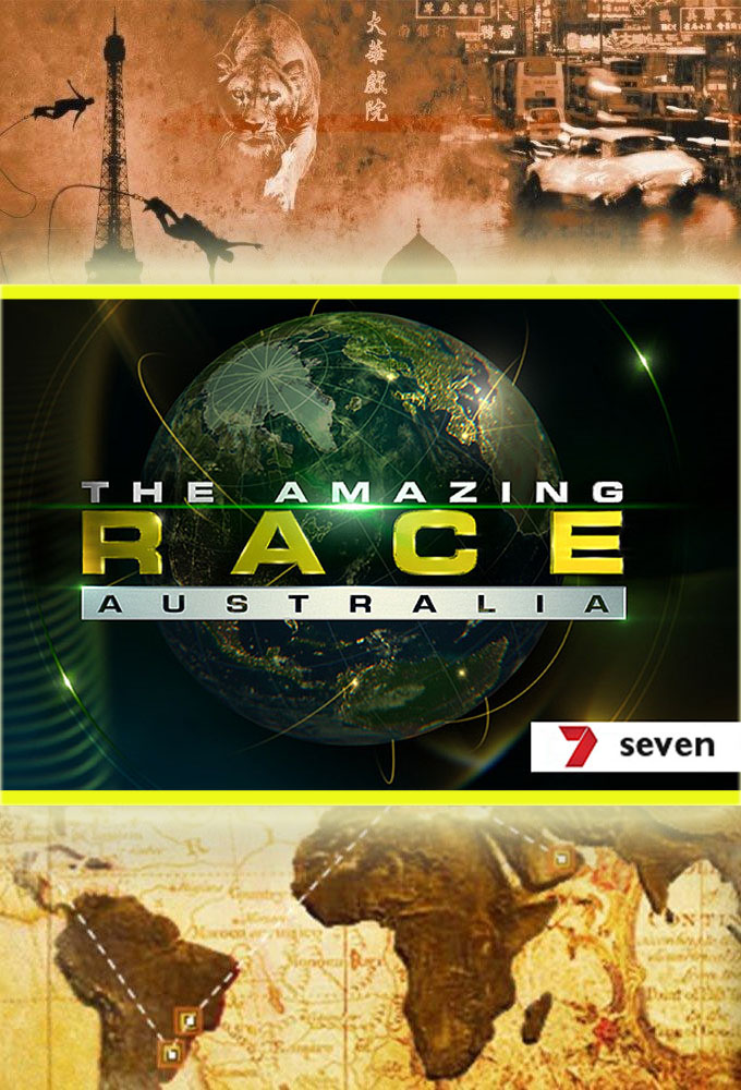 The Amazing Race Australia - Season 5 Episode 8 - Leg 8