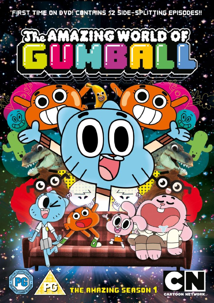 The Amazing World of Gumball - Season 6 Episode 44 - The Inquisition