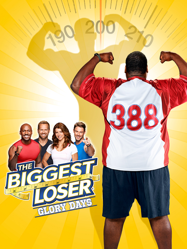 The Biggest Loser AU - Season 8