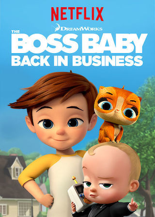 The Boss Baby: Back in Business Season 4 Episode 12 - Theo 100