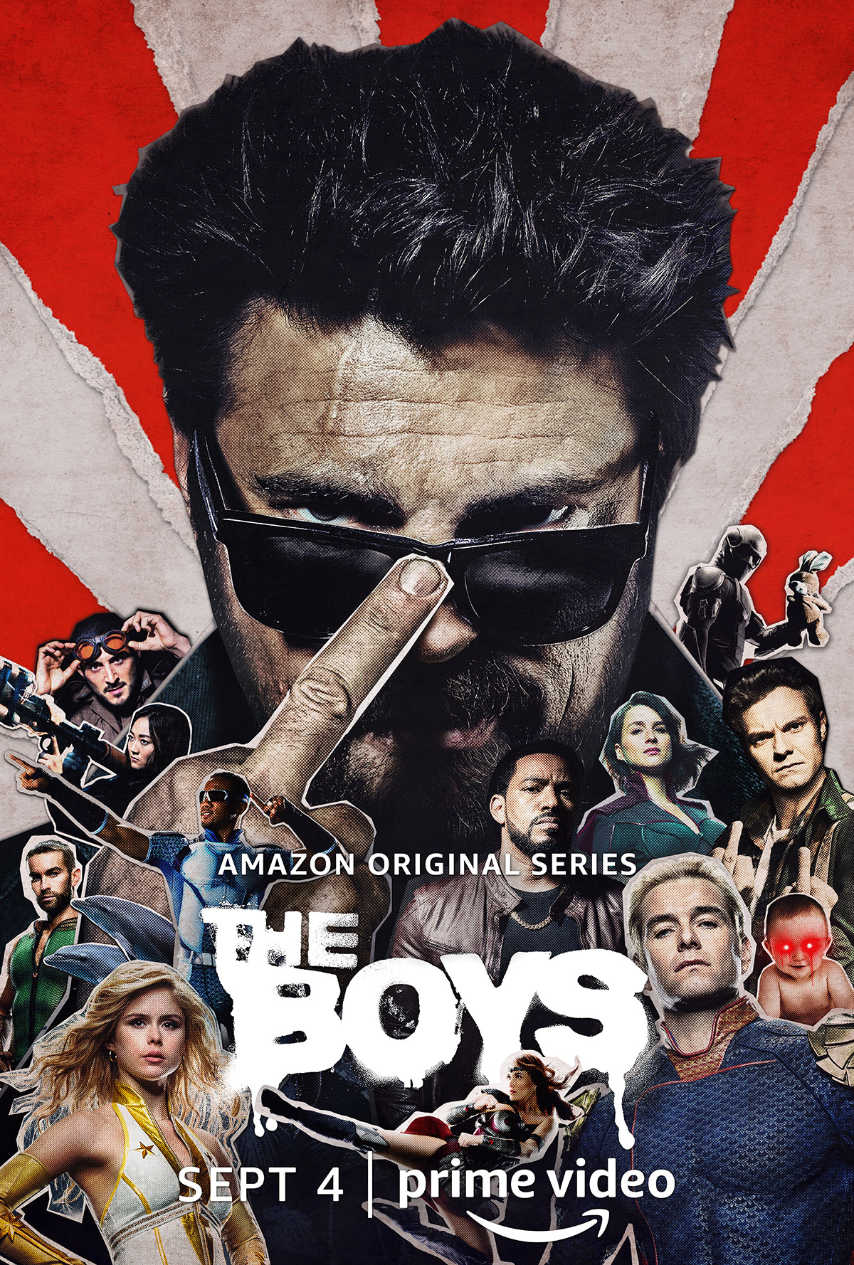 The Boys Season 2 Episode 5 - We Gotta Go Now