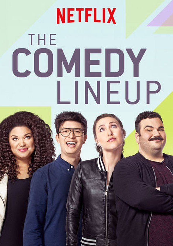The Comedy Lineup - Season 1