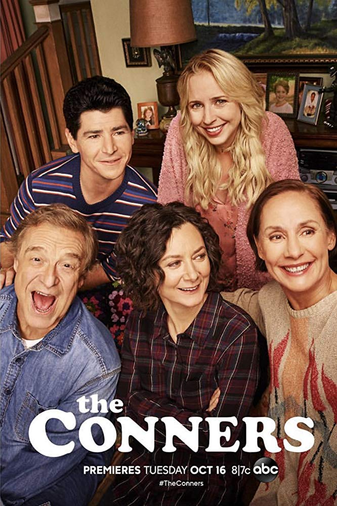 The Conners - Season 2 Episode 14 - Bad Dads and Grads