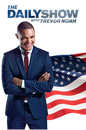 The Daily Show Season 25 Episode 153 - Mychal Denzel Smith