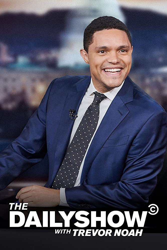 The Daily Show - Season 26  Episode 8 - October 8, 2020