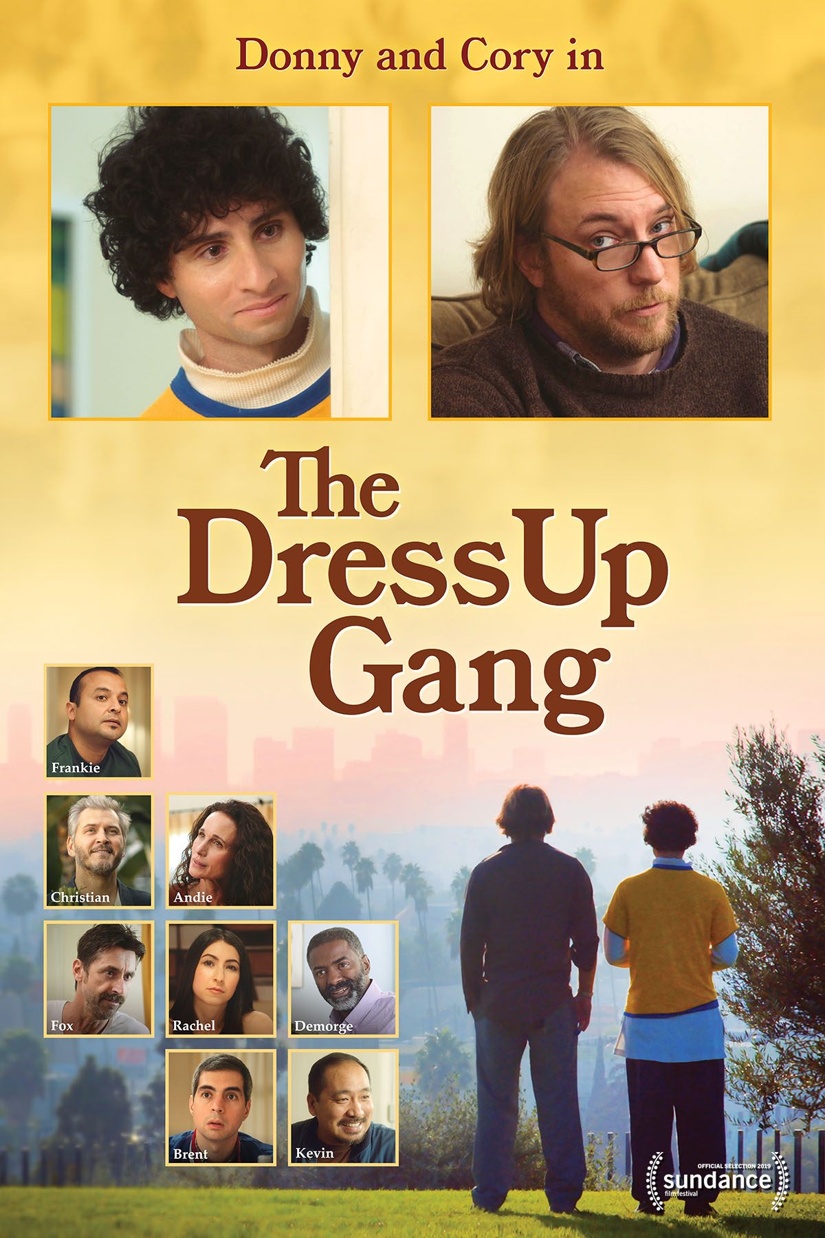 The Dress Up Gang - Season 1 Episode 10 - The Club/Cory from Beyond