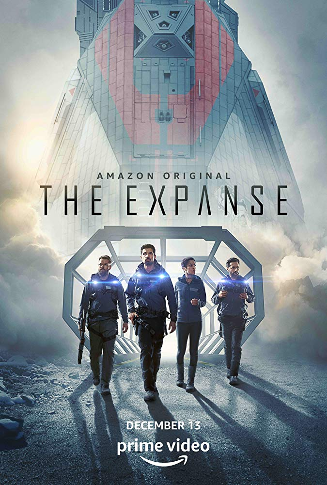 The Expanse - Season 5 Episode 8 - Hard Vacuum