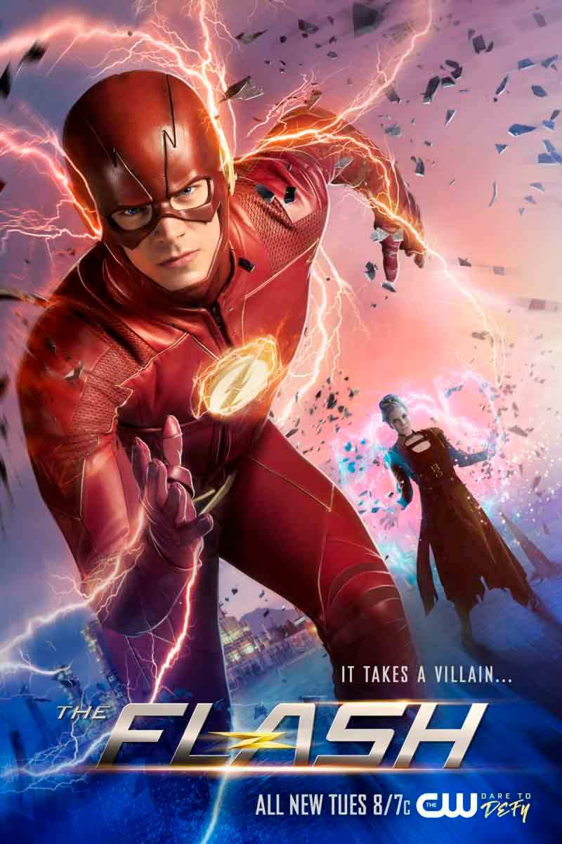 The Flash - Season 5 Episode 17 - Time Bomb