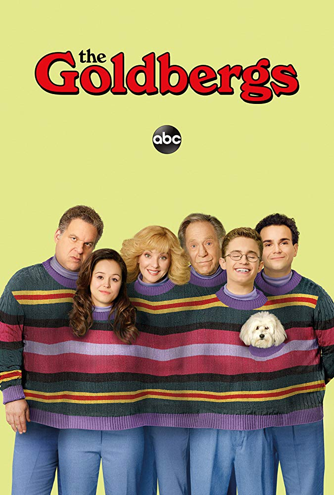 The Goldbergs - Season 7  Episode 16 - Body Swap