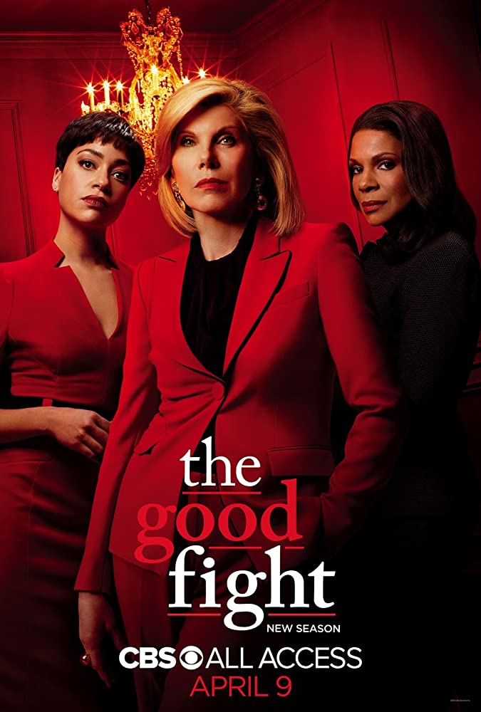 The Good Fight - Season 4 Episode 1 - The Gang Deals with Alternate Reality