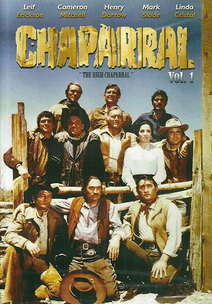 The High Chaparral - Season 3 Episode 25