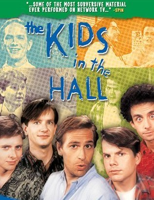 The Kids in the Hall - Season 3