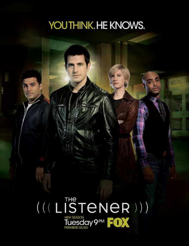 Season 1 | The Listener Wiki | FANDOM powered by Wikia