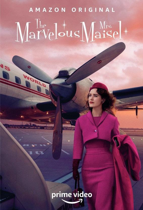 The Marvelous Mrs. Maisel - Season 3 Episode 8 - A Jewish Girl Walks Into the Apollo...