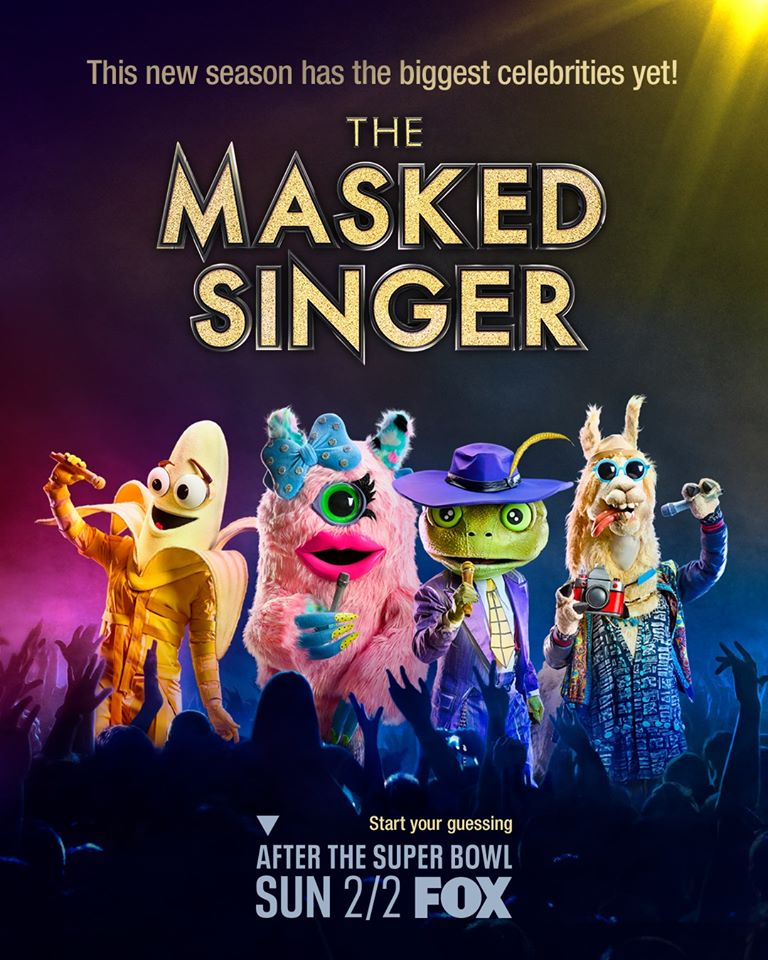 The Masked Singer - Season 4 Episode 1 - The Season Premiere - The Masks Return