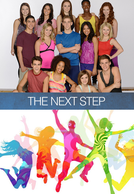 The Next Step - Season 5 Episode 3 - Dance, Lies and Hoverboards