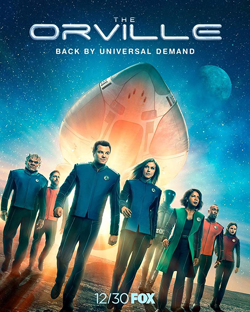 The Orville - Season 2 Episode 8 - Identity (1)