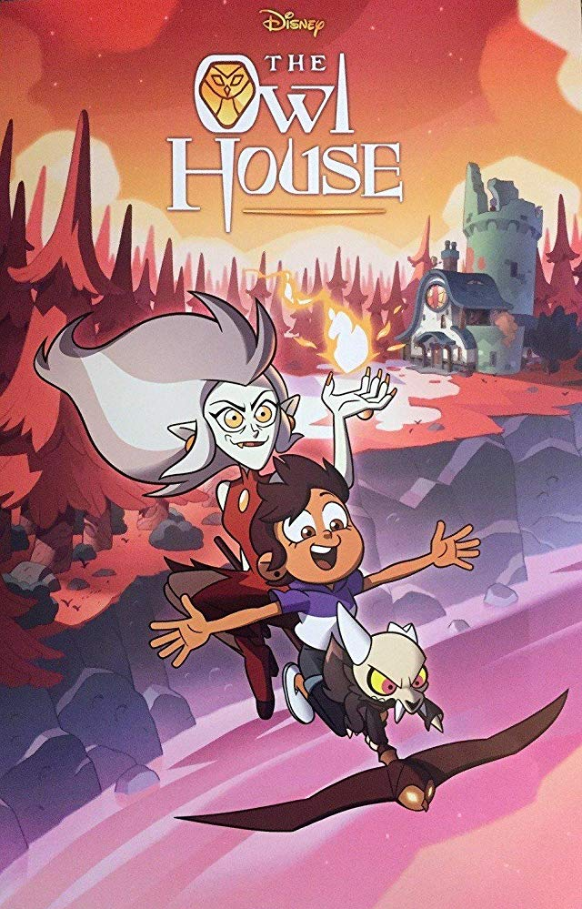 The Owl House - Season 1 Episode 16 - Enchanting Grom Fright