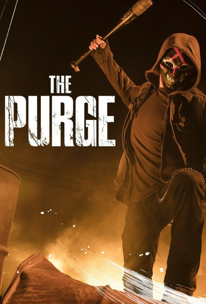 The Purge - Season 2 Episode 1 - This Is Not a Test