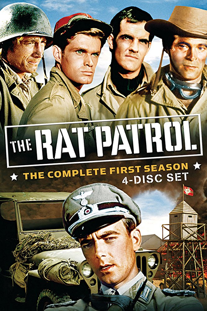 The Rat Patrol - Season 1