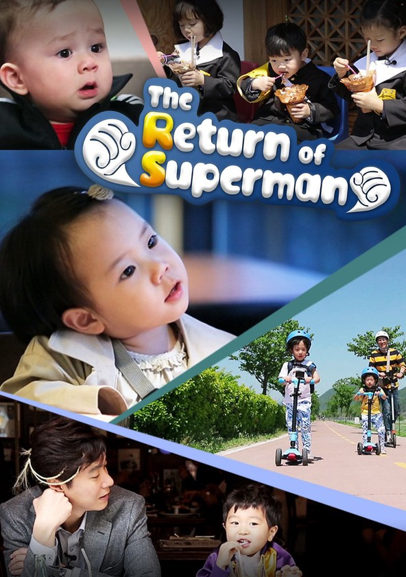The Return Of Superman Episode 100