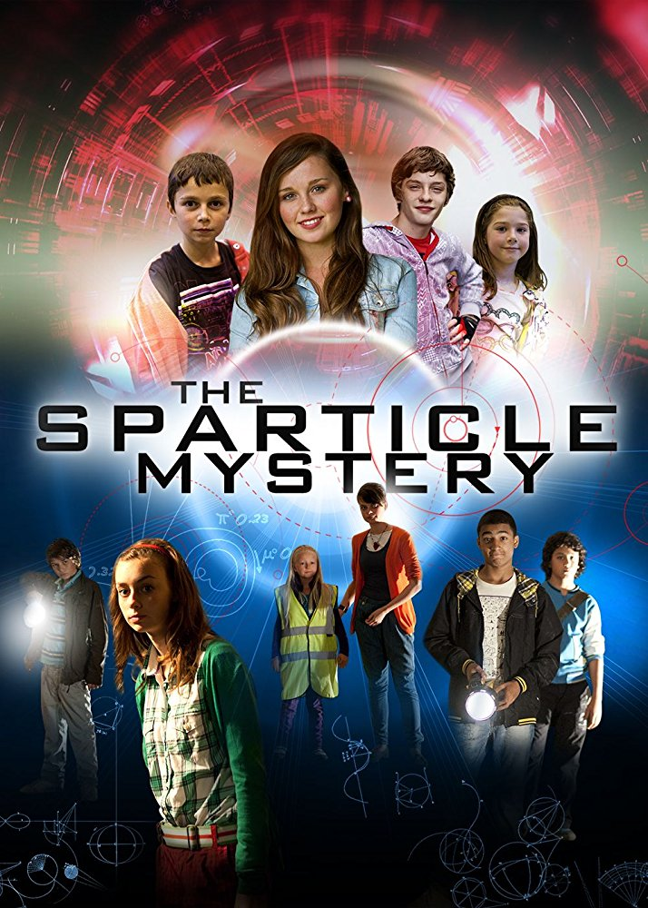 The Sparticle Mystery - Season 1