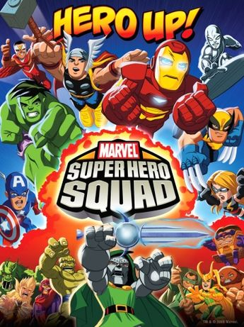 The Super Hero Squad Show - Season 1