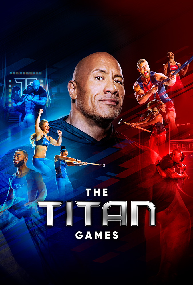 The Titan Games - Season 2 Episode 2 - Central Region 2: The Rock Meets Doc Thor