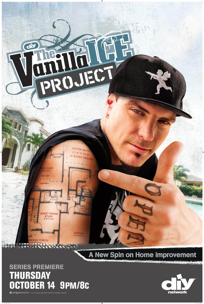 vanilla ice project The vanilla ice project is an american reality television series on the diy  network it is hosted by handyman and rapper rob van winkle aka vanilla ice  who.