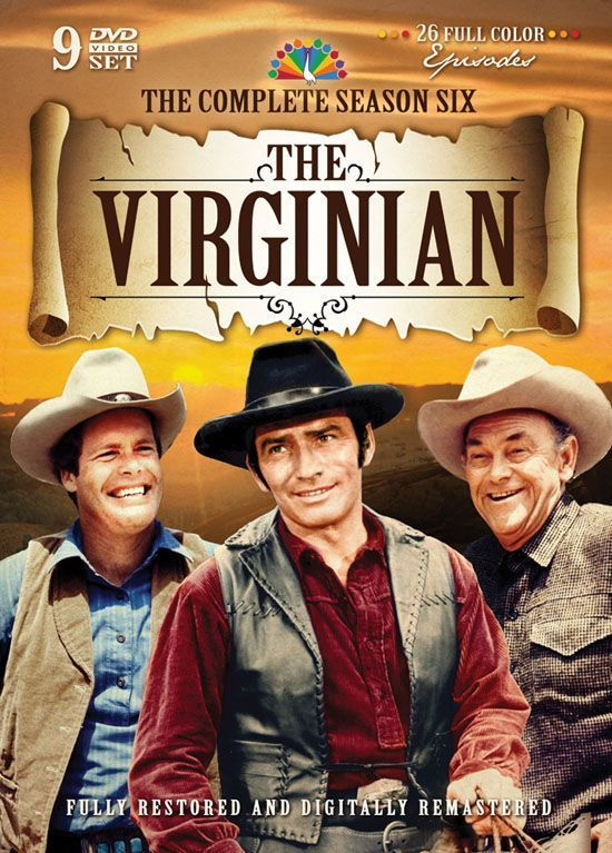 The Virginian - Season 3