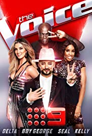 The Voice AU - Season 9