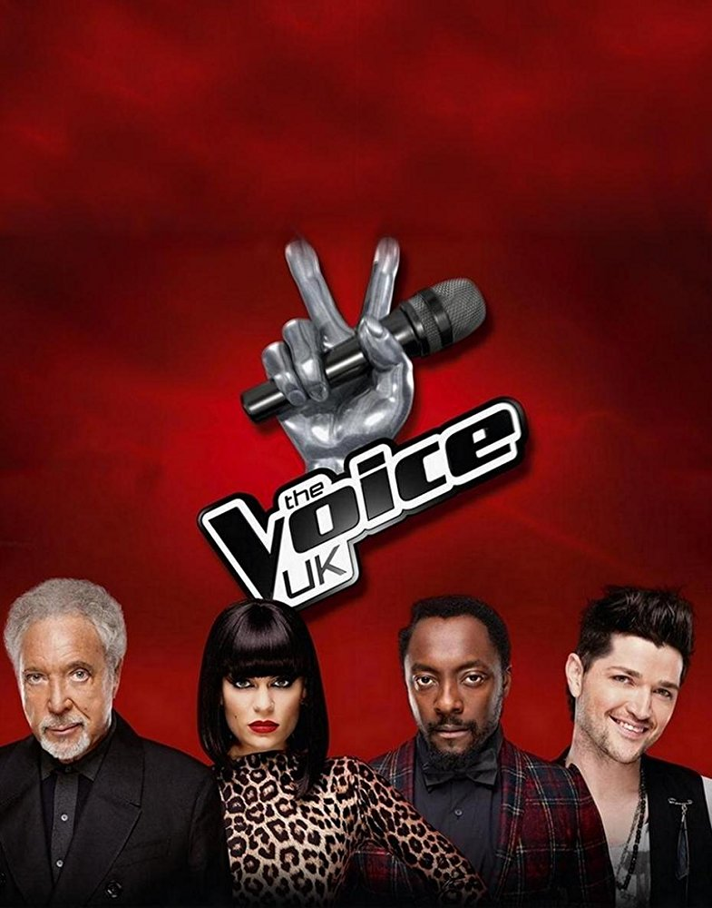 The Voice UK 2016