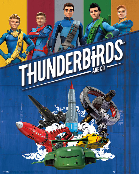 Image Thunderbirds Are Go – Season 2