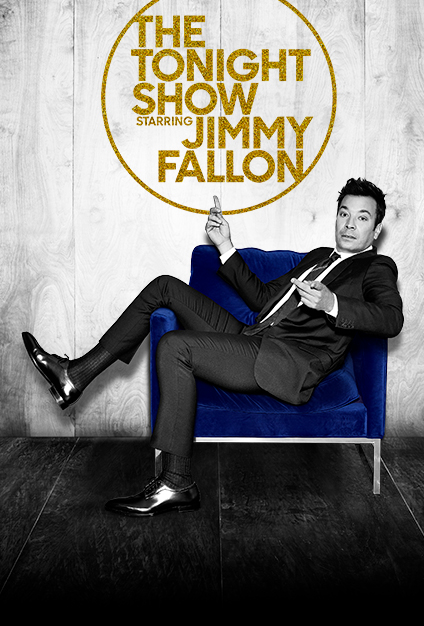 Tonight Show Starring Jimmy Fallon Season 7 Episode 199 - Sharon Stone, Shaquille O'Neal, Kylie Minogue