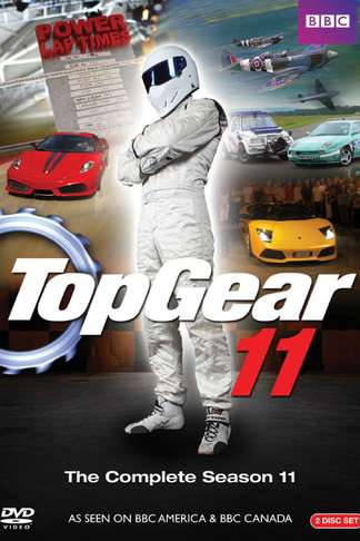 Top Gear UK - Season 11