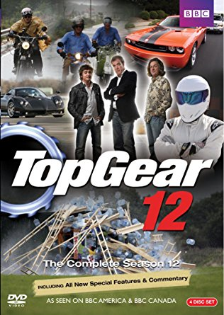 Top Gear UK - Season 12