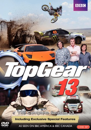 Top Gear UK - Season 13