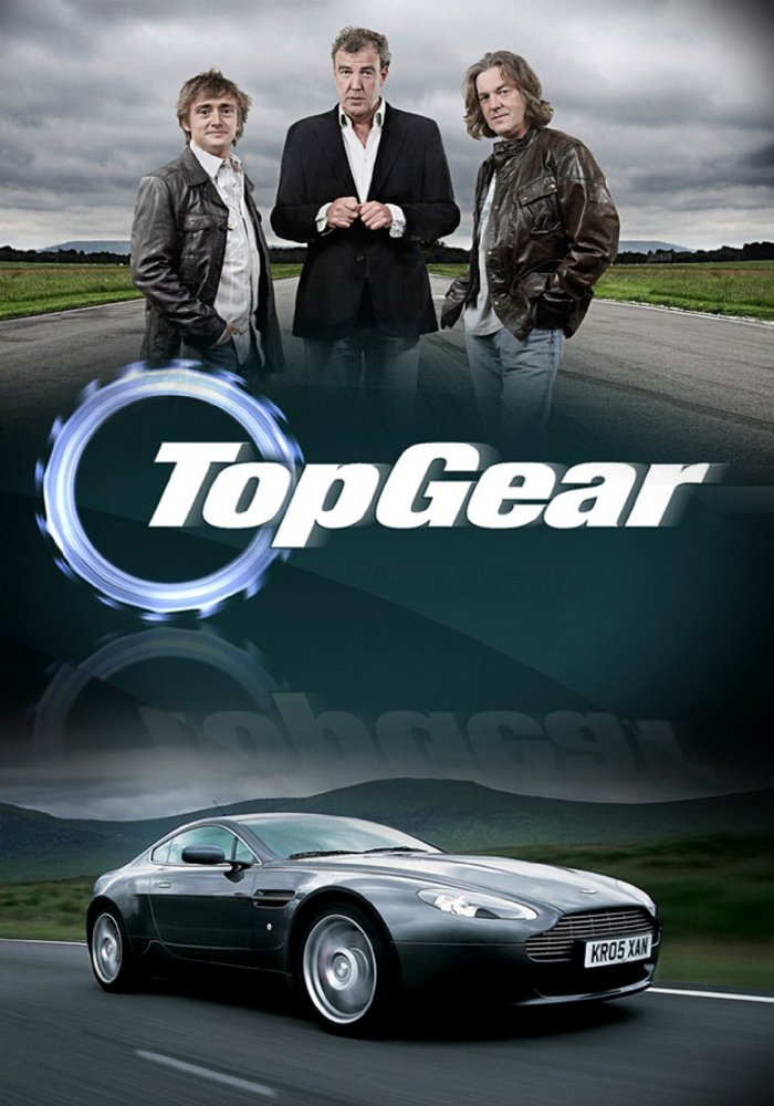 Top Gear UK - Season 8