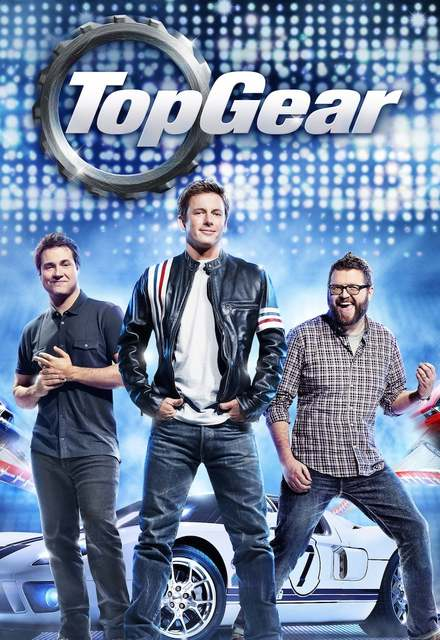 Top Gear USA - Season 3