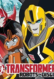 Transformers Robots In Disguise - Season 04
