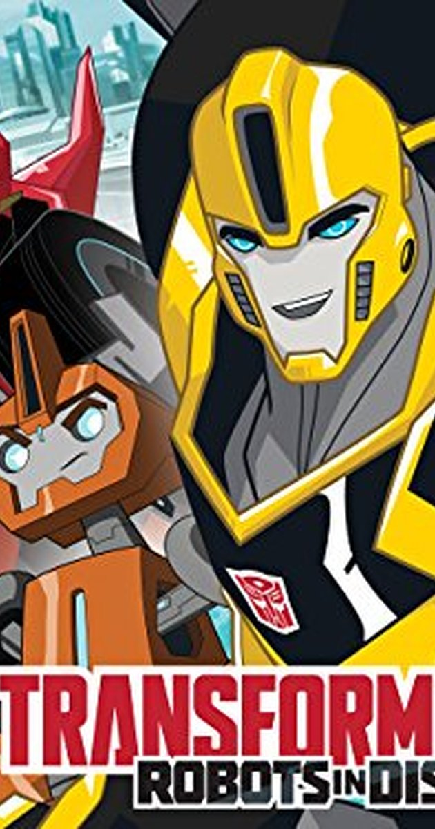 Transformers: Robots in Disguise - Season 4