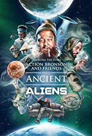 Traveling the Stars: Ancient Aliens with Action Bronson - Season 1