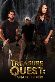 Treasure Quest: Snake Island  - Season 3