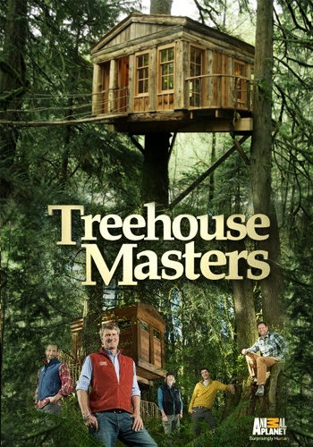 Treehouse Masters - Season 1