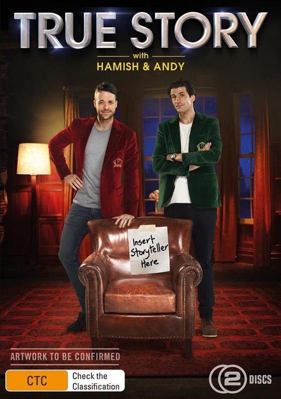 True Story With Hamish And Andy - Season 1