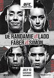 UFC Fight Night 155