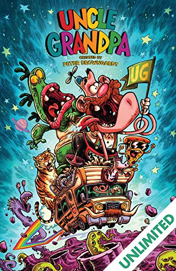 Uncle Grandpa - Season 4