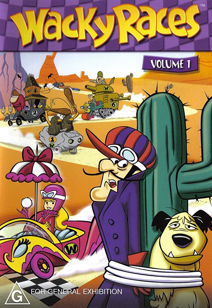 Wacky Races - Season 1