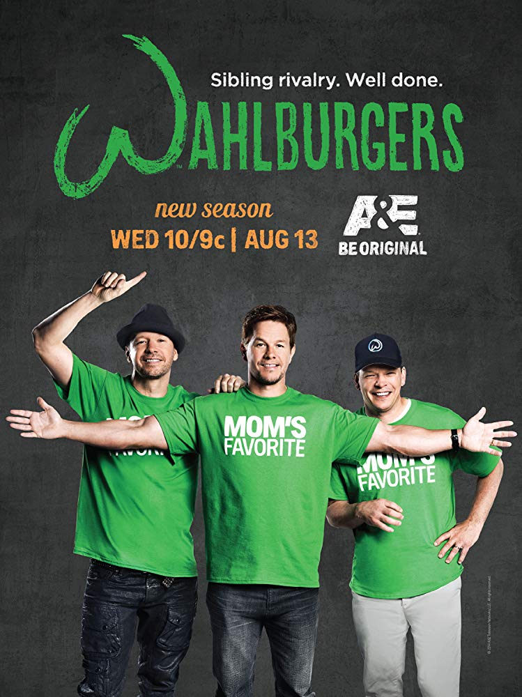 Wahlburgers - Season 10 Episode 10 - Sweating the Big Stuff
