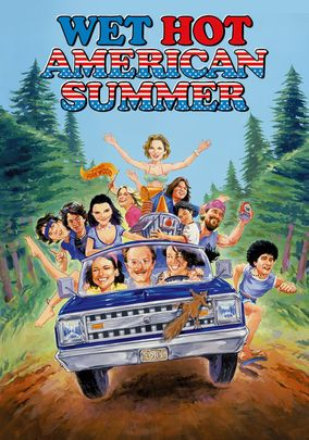 Wet Hot American Summer - Season 2